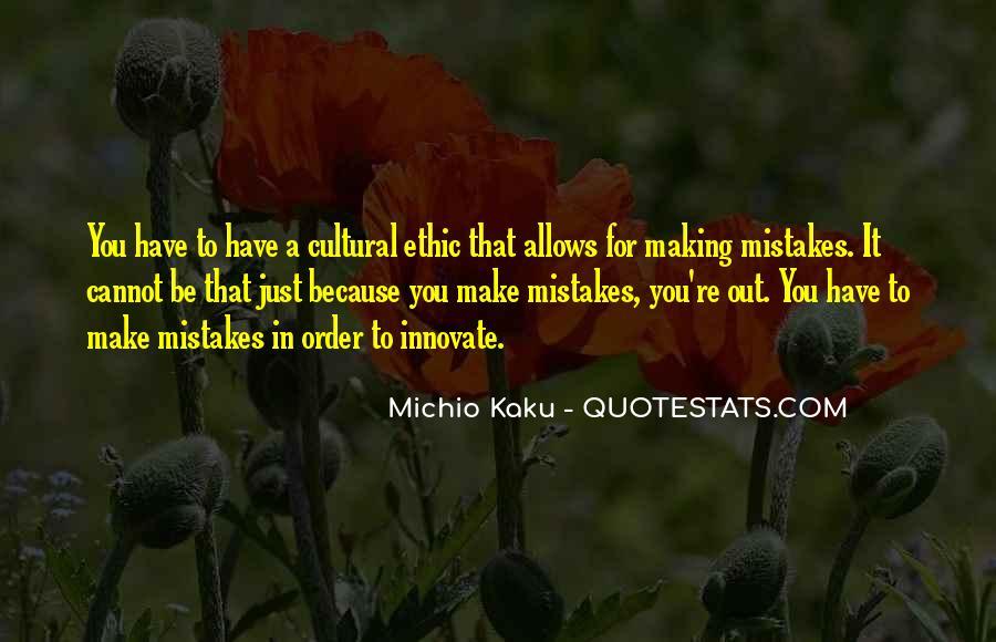 Kaku Michio Quotes #486172