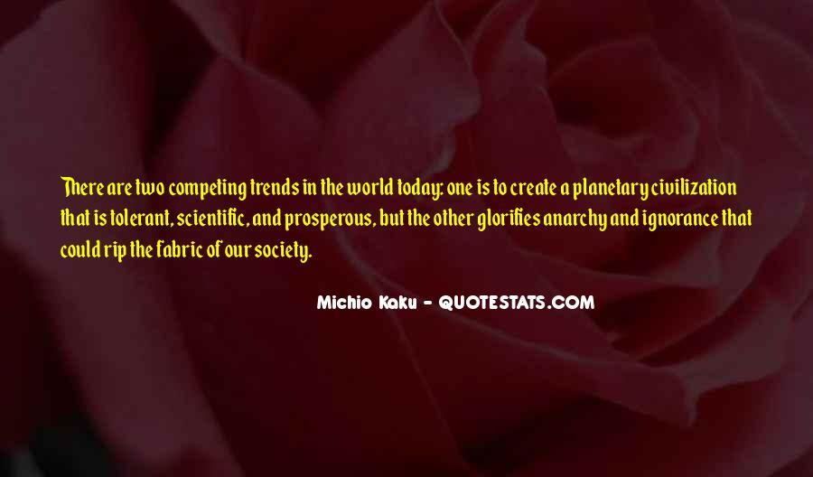 Kaku Michio Quotes #513668