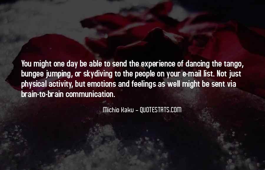 Kaku Michio Quotes #539299
