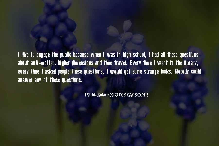 Kaku Michio Quotes #557359