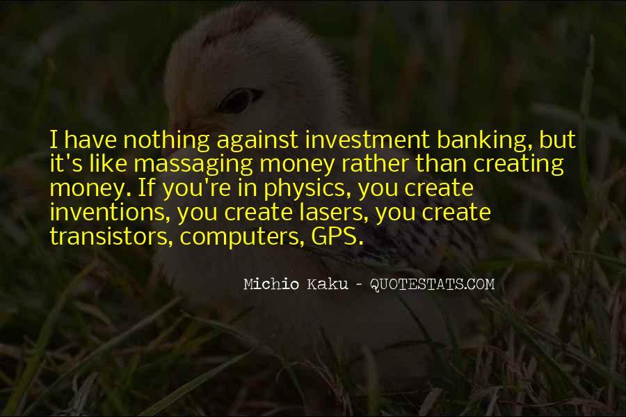 Kaku Michio Quotes #572354