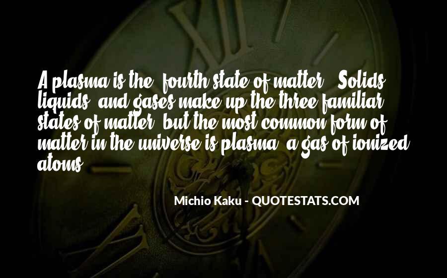 Kaku Michio Quotes #62775