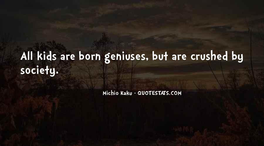 Kaku Michio Quotes #70305