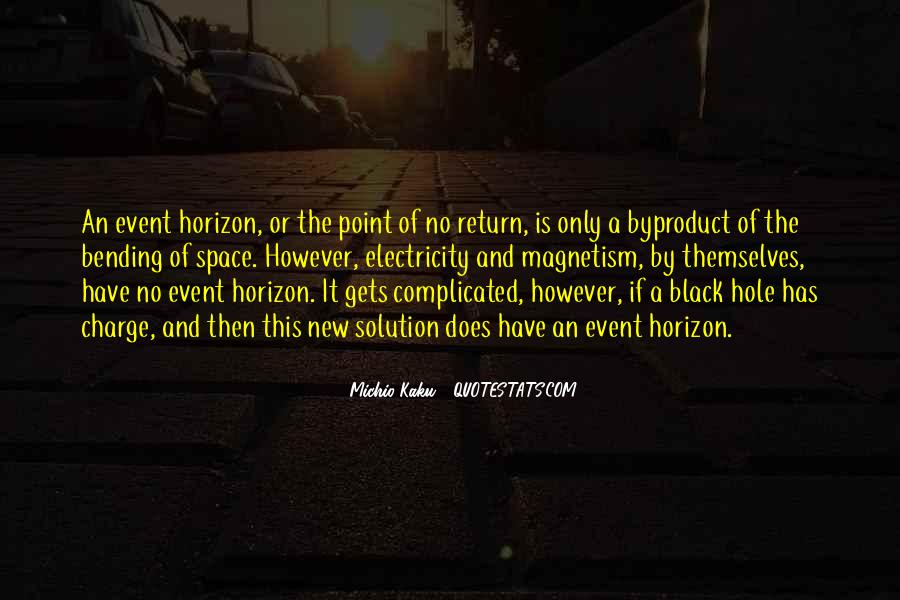 Kaku Michio Quotes #711010
