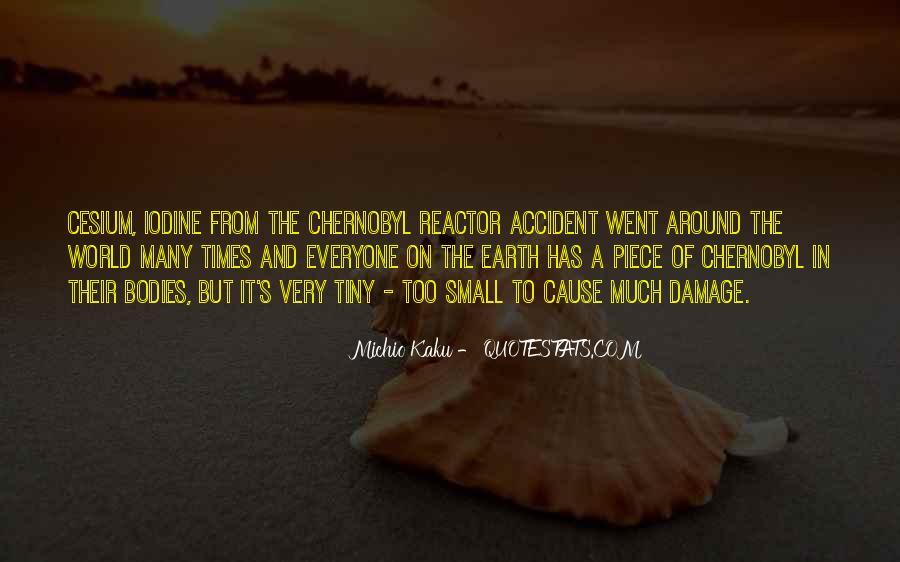 Kaku Michio Quotes #798080