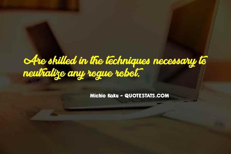 Kaku Michio Quotes #857492