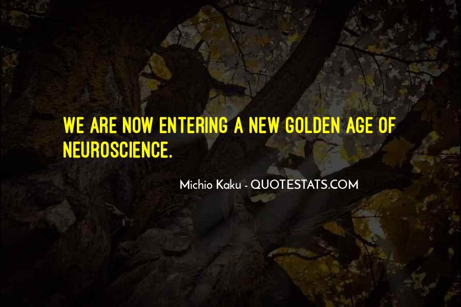Kaku Michio Quotes #864316
