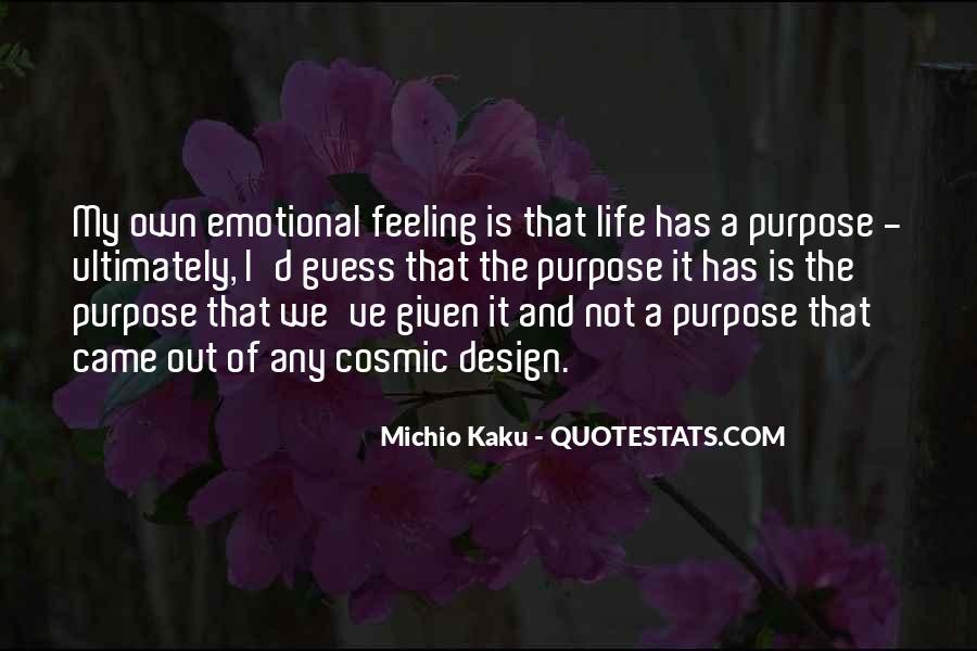 Kaku Michio Quotes #872123