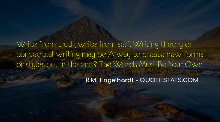 Quotes About Engelhardt #1106210