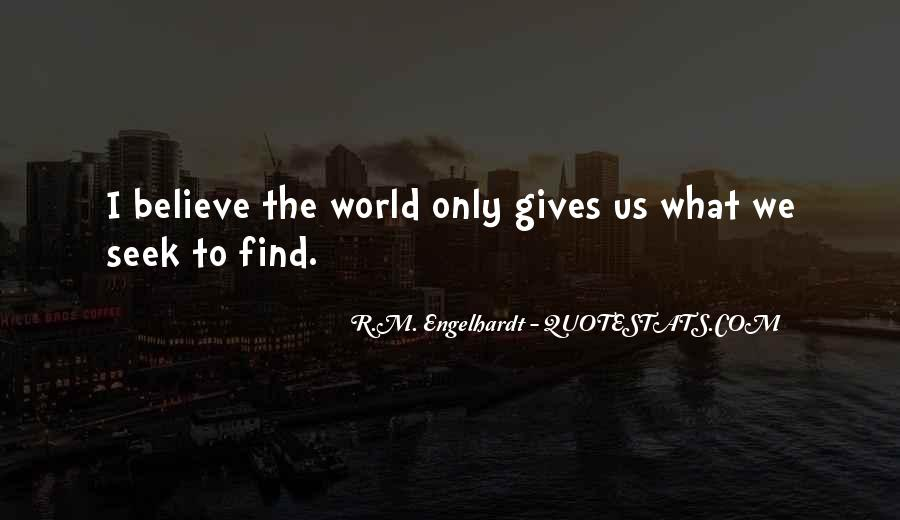 Quotes About Engelhardt #256427