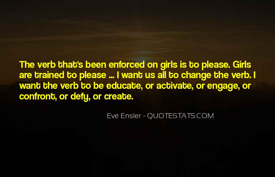 Quotes About Enforced #148966