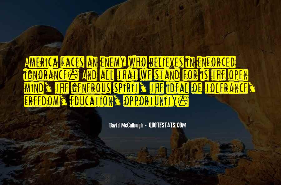 Quotes About Enforced #508010