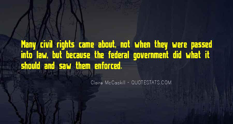 Quotes About Enforced #8164
