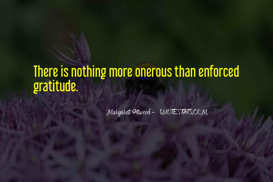 Quotes About Enforced #853028