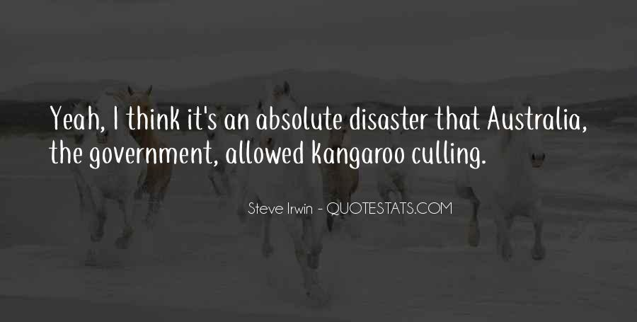 Kangaroo Quotes #1043275