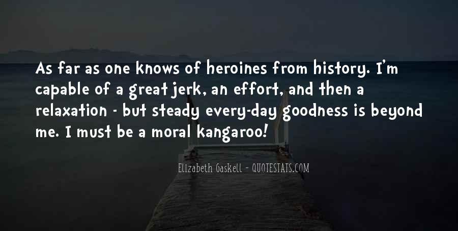 Kangaroo Quotes #1603231