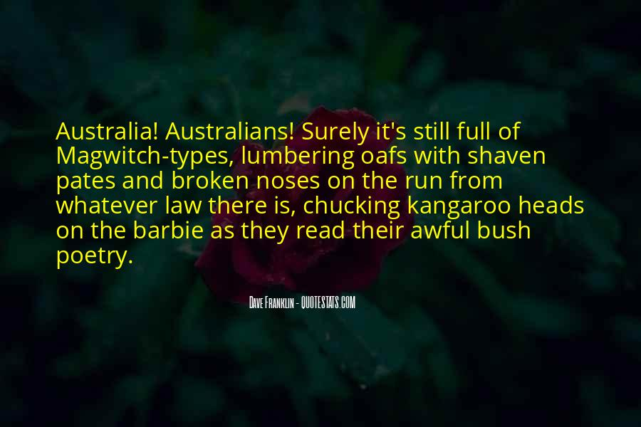 Kangaroo Quotes #1697758