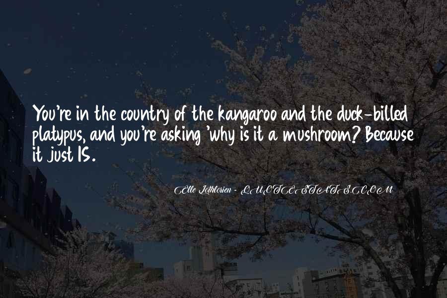 Kangaroo Quotes #295385