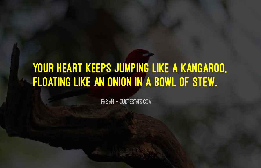 Kangaroo Quotes #691338