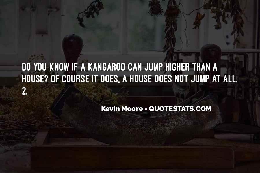 Kangaroo Quotes #782291