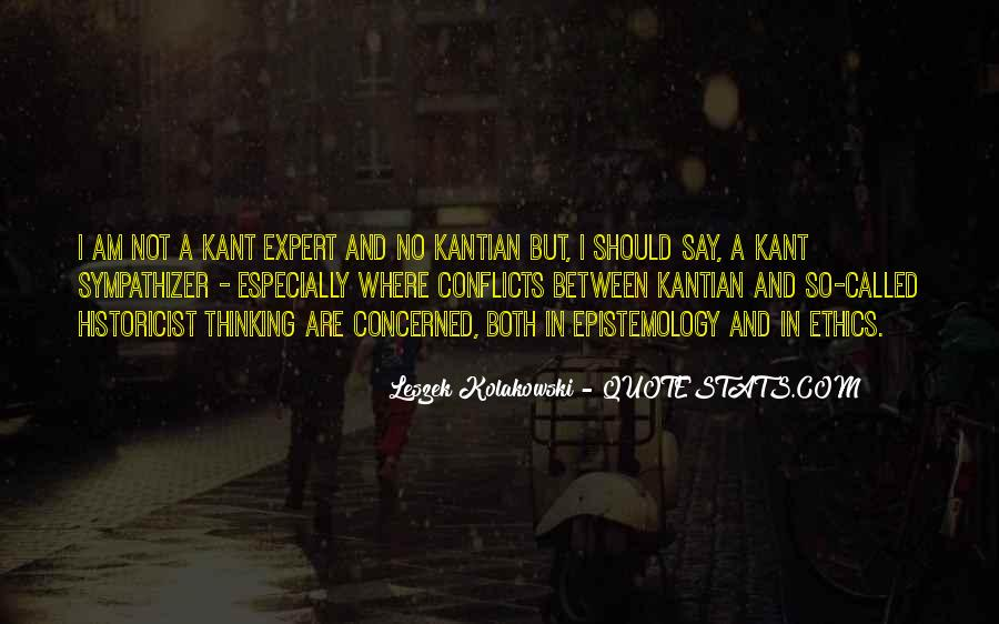 Kantian Quotes #1324533