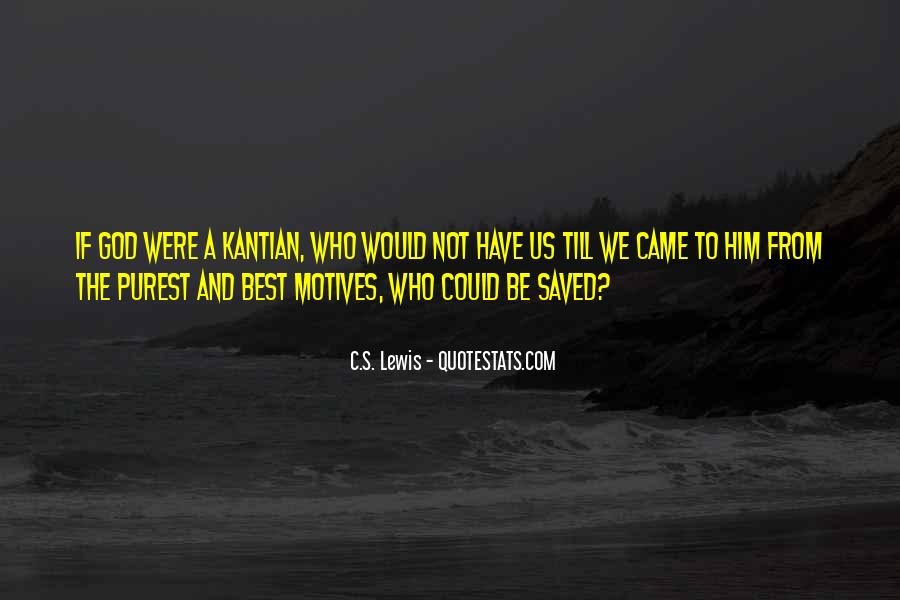 Kantian Quotes #1588339