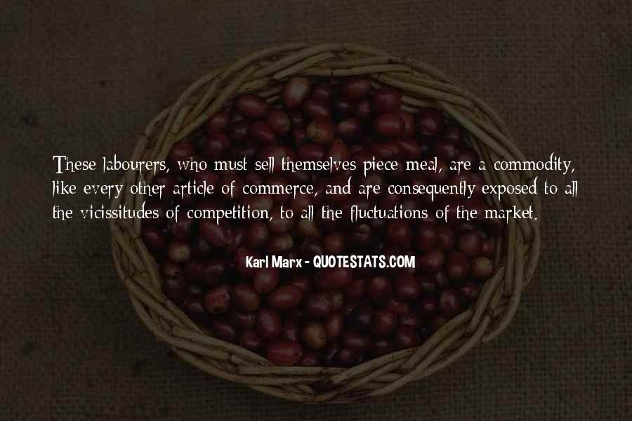 Karl Marx Commodity Quotes #654088