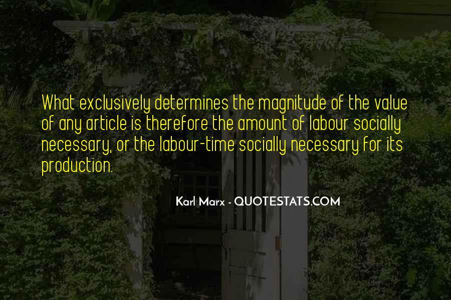 Karl Marx Commodity Quotes #779197