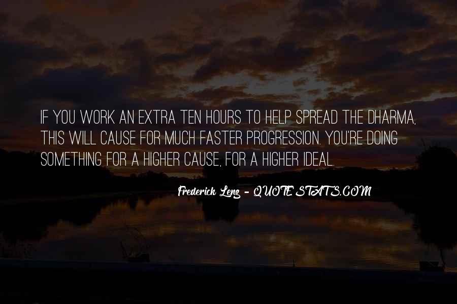 Karma And Dharma Quotes #1194276
