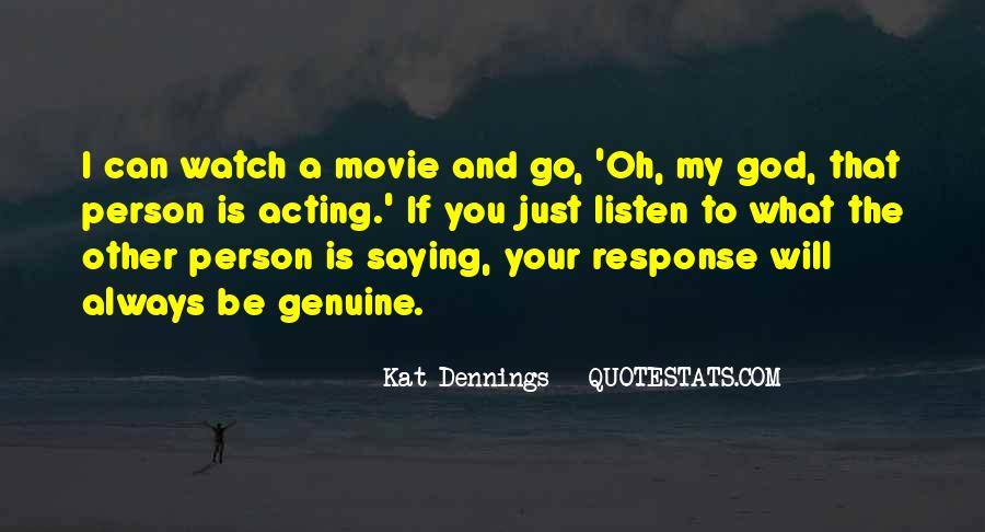 Kat Dennings Movie Quotes #144975