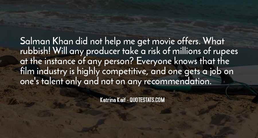 Katrina Kaif Movie Quotes #1742718
