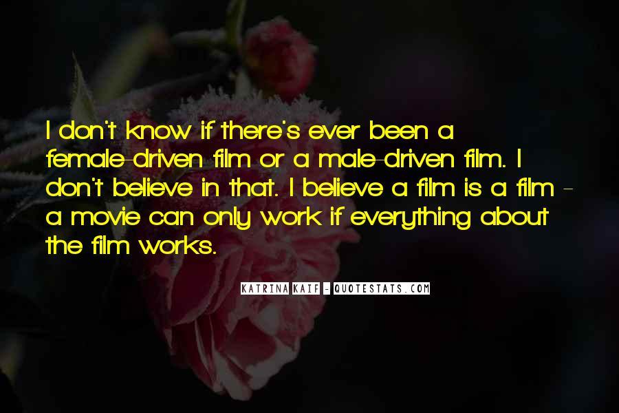 Katrina Kaif Movie Quotes #493597