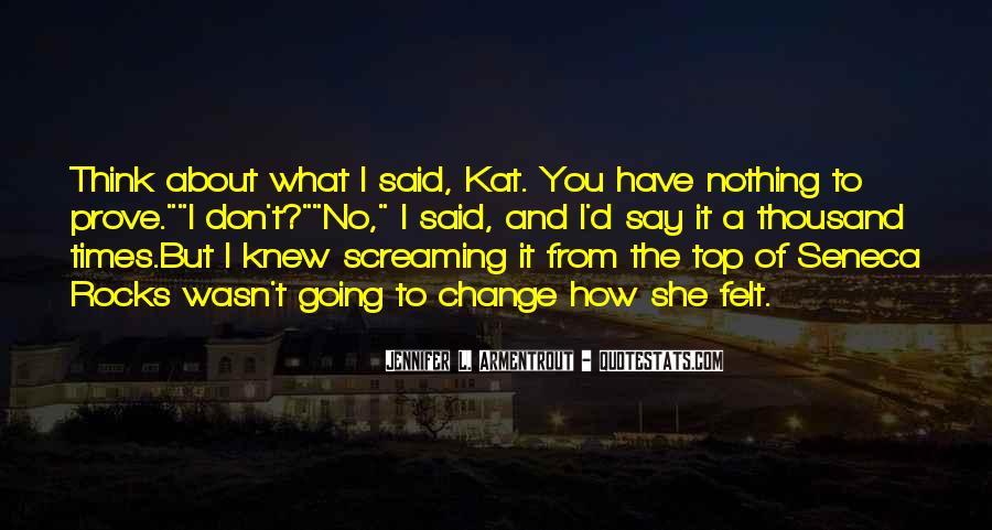 Katy Quotes #153960