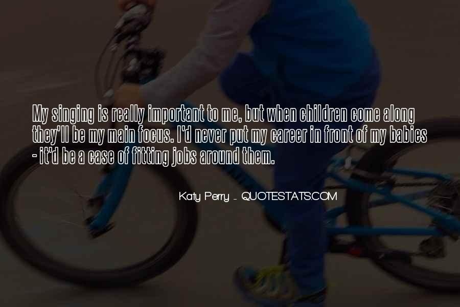 Katy Quotes #160377