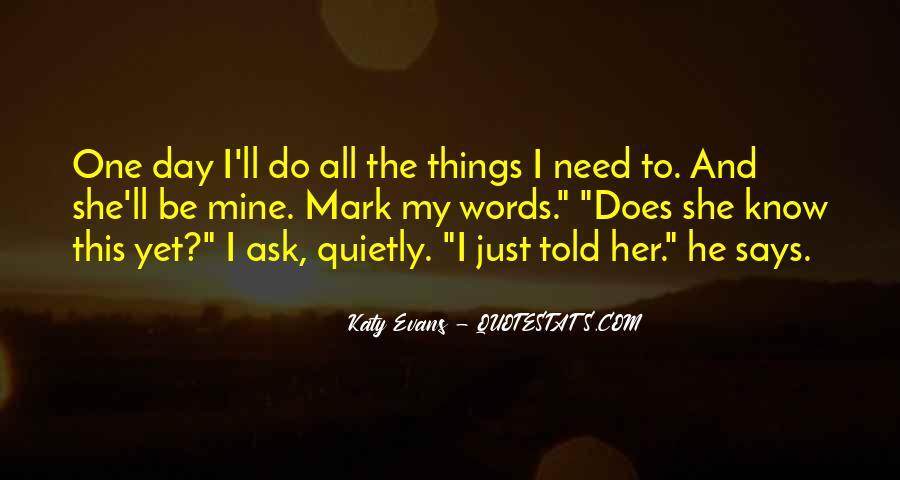 Katy Quotes #266842
