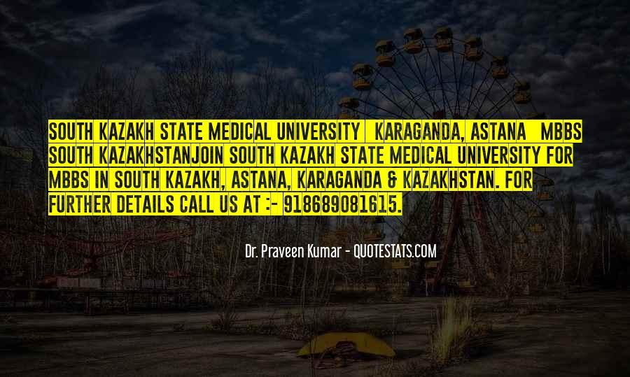 Kazakh Quotes #192581