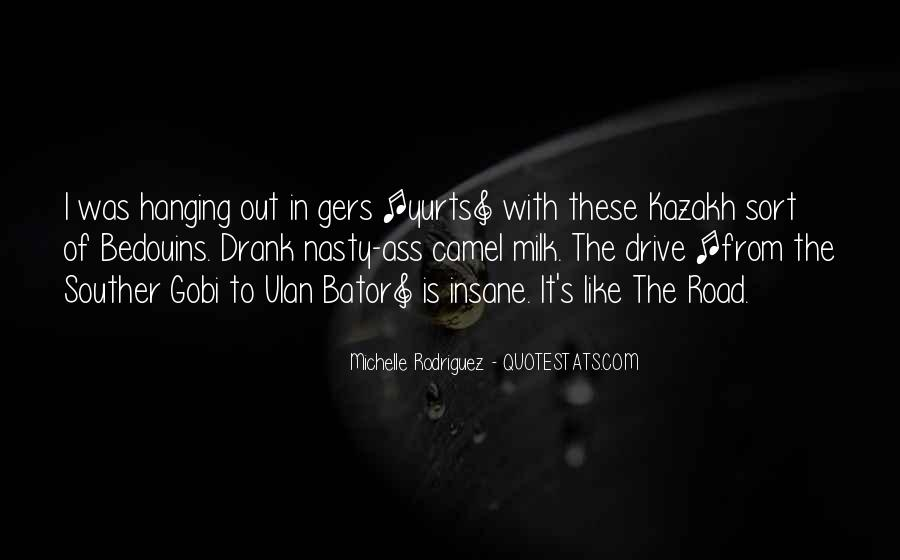 Kazakh Quotes #745122