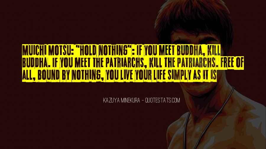 Kazuya Quotes #132701