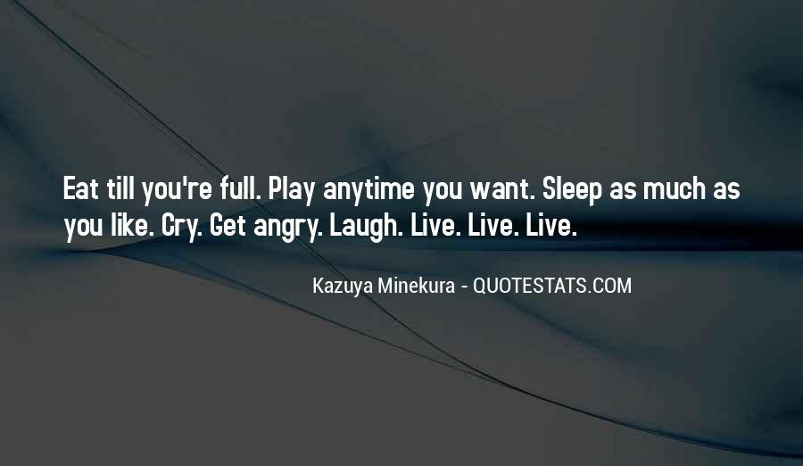 Kazuya Quotes #1399390