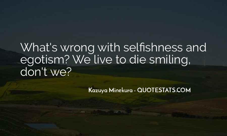 Kazuya Quotes #1463338