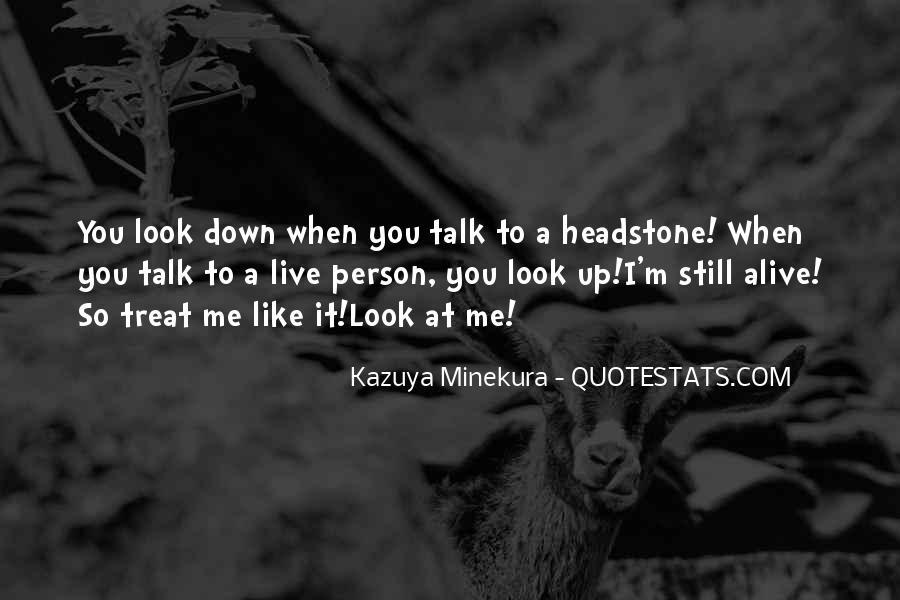 Kazuya Quotes #1755662