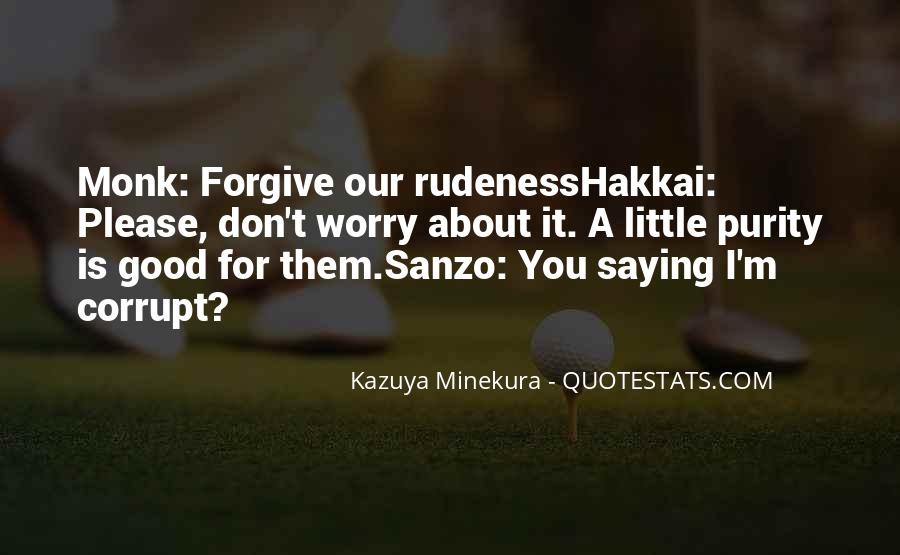 Kazuya Quotes #1823184