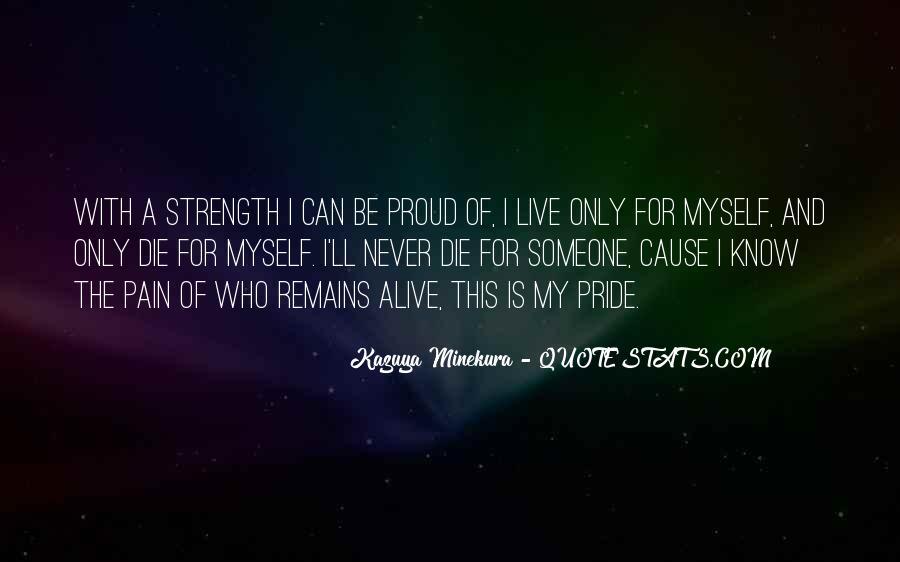 Kazuya Quotes #601698