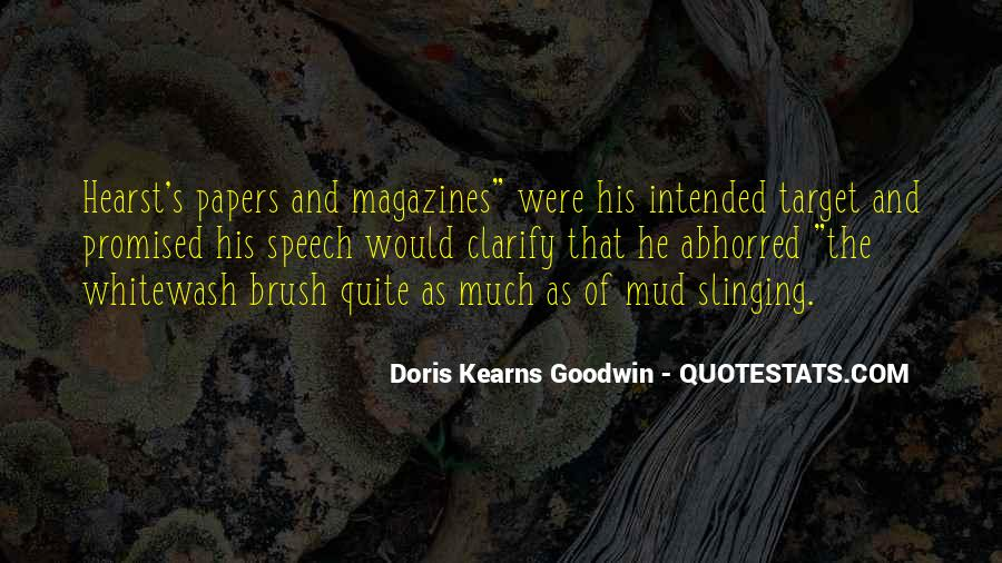 Kearns Goodwin Quotes #152271