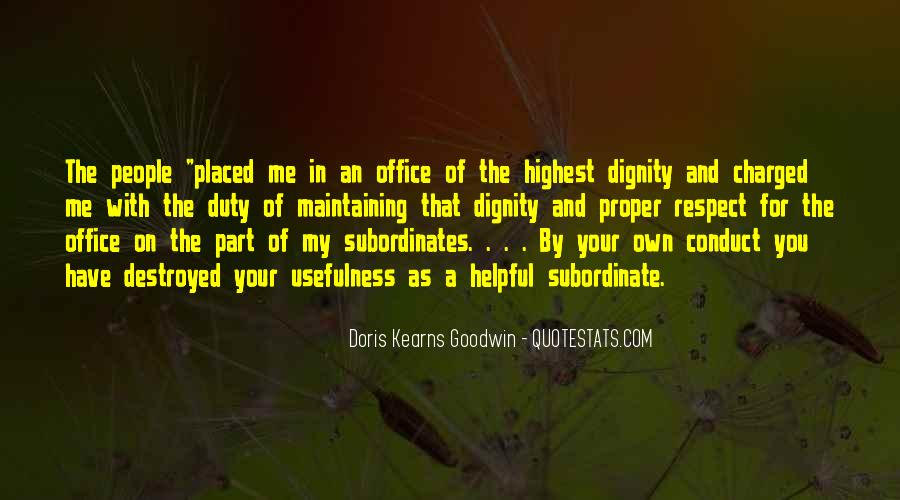 Kearns Goodwin Quotes #17013