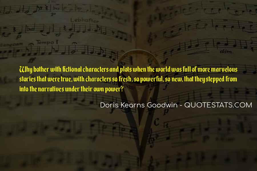 Kearns Goodwin Quotes #271927
