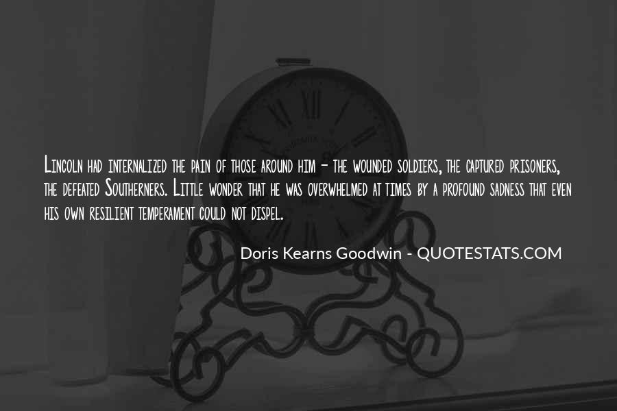 Kearns Goodwin Quotes #444096