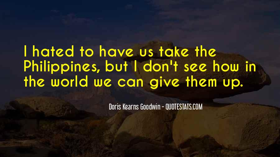 Kearns Goodwin Quotes #558535