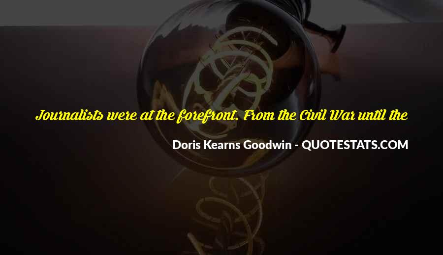 Kearns Goodwin Quotes #657701