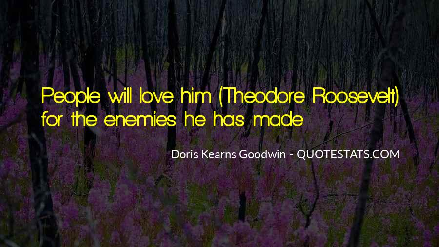 Kearns Goodwin Quotes #698719